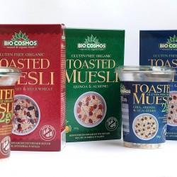 Biocosmos: Gluten-Free Muesli