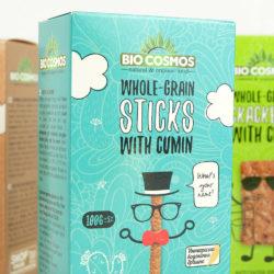 Biocosmos: Crackers