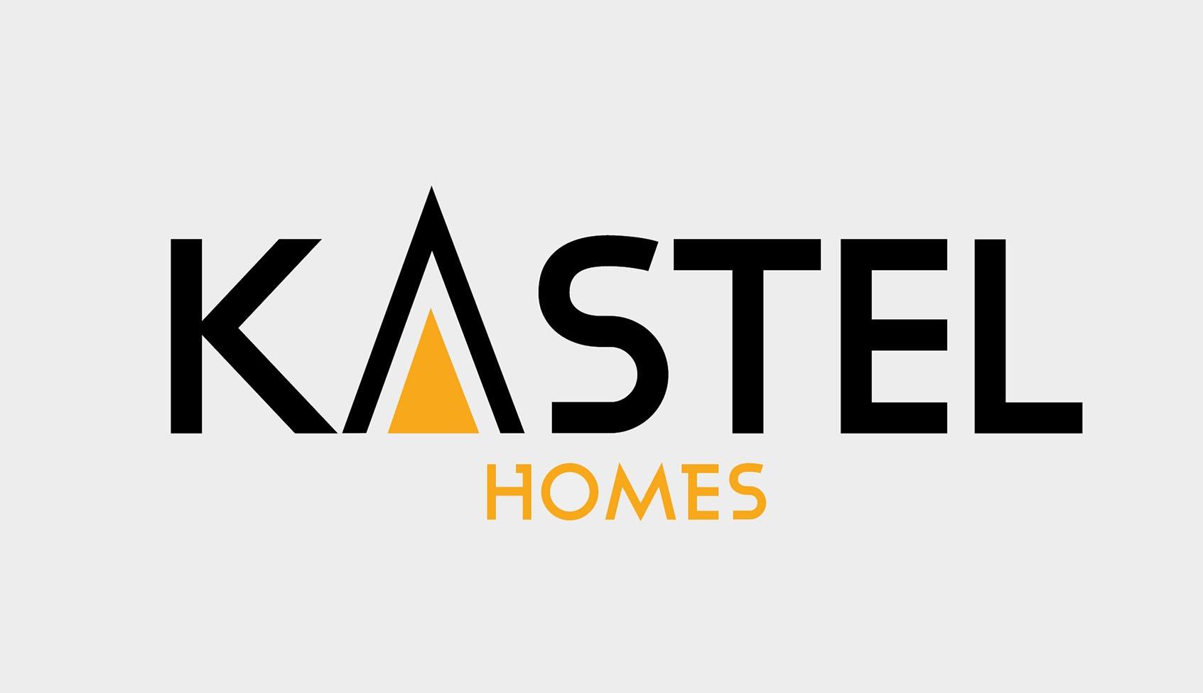 Kastel Homes Logo Design Omnicreative